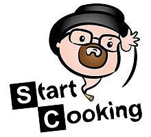 Start Cooking Breaking Bad by sastrod8