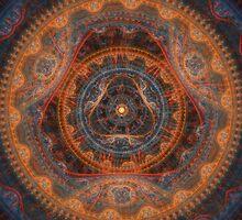 The God's eye by MartinCapek