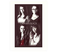Orphan Black Art Print