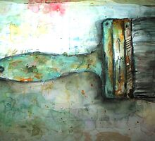 Painter's Brush by ursula wollenberg