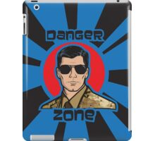 You Better Call Kenny Loggins - Military Uniform Version iPad Case/Skin