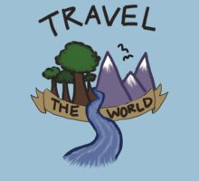 Travel the World by megasilly