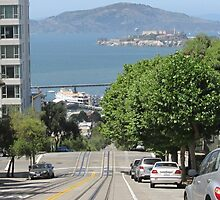 Hills of San Francisco by ahlasny