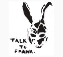 DONNIE DARKO - 'talk to frank' by LillyMoon .