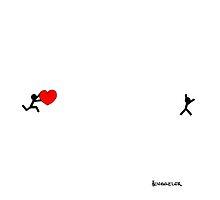 I love you by Oliver Henggeler