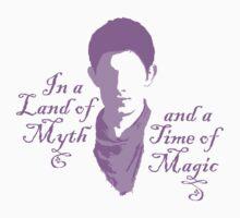 Merlin Myth - purple pale by PurpleSparklies