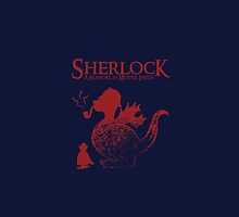 Sherlock - A scandal in Middle Earth (red) by marv42