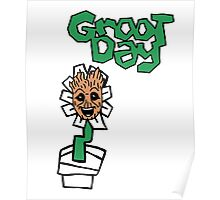 """""""Who Wrote We Are Groot?"""" Poster"""