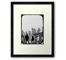 The Last of Us : Limbo edition Framed Print