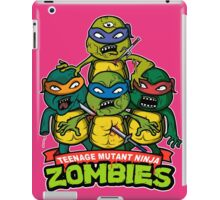 Teenage Mutant Ninja Zombies iPad Case/Skin