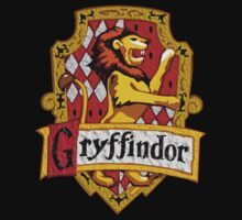 Gryffindor Lion shield by Latifa Salma lufa Poerawidjaja