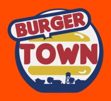 Burger Town (MW2/MW3) Kids Clothes