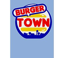 Burger Town (MW2/MW3) Photographic Print
