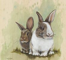 Hoppity Hop by Lynette Orzlowski