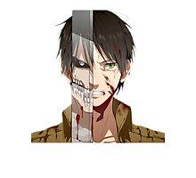 Past Eren's pain v2 Photographic Print