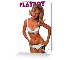Playboy July 1964 Greeting Card