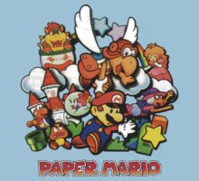 Paper Mario Kids Clothes