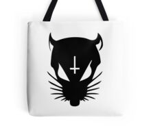 black ZEF rat Tote Bag