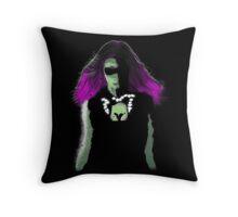 Gamora Throw Pillow