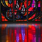 Through Colored Glass by Barbara  Brown