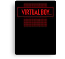 Virtual Boy Canvas Print