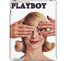 Playboy May 1961 II iPad Case/Skin