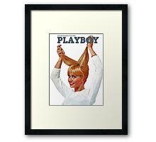 Playboy October 1965 Framed Print