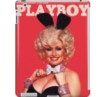 Playboy October 1978 iPad Case/Skin