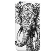 Ornate Elephant iPhone Case/Skin