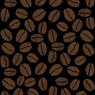 Coffee Beans by Jenn Inashvili
