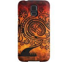 Psychedelic Tree of Life Samsung Galaxy Case/Skin