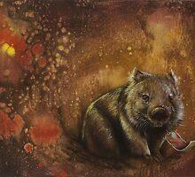 Marked for Extinction by Lynette Orzlowski