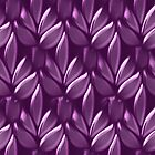 Purple pattern I phone Case ( 947  Views) by aldona