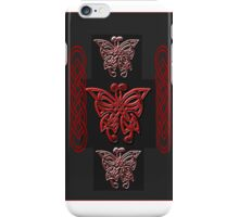 Butterfly design  (465   Views) iPhone Case/Skin