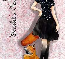 Scarlet by peachfly