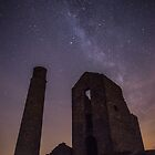 Magpie Mine Milky Way by James Grant