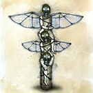 Prosthetic Limbs Totem by Kaitlin Beckett