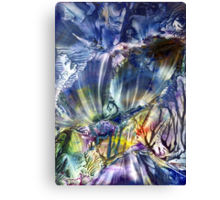 Heady flights of fancy Canvas Print