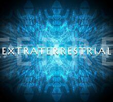 Extraterrestrial #2 by perkinsdesigns