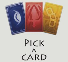 Pick a Card (Twisted Fate) by InnerMind