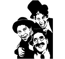 The Marx Brothers Photographic Print