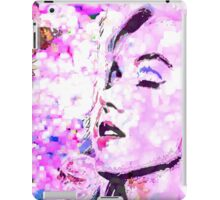She Dreamed About Love iPad Case/Skin