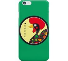 Symbols of Portugal - Rooster iPhone Case/Skin