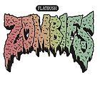 Fatbush Zombies Logo by ALLCAPS