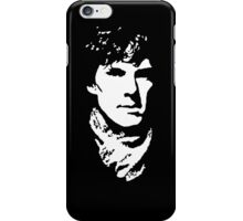Sherlock - Relaxing iPhone Case/Skin