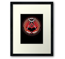 Esoteric Order of Dagon Lodge Framed Print