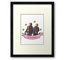 The Winchesters Framed Print