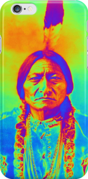 SITTING BULL by Icarusismart