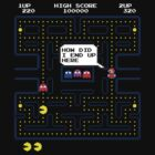 Mario in pacman world (clean version) by RetroGameAddict