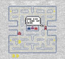 Mario in pacman world (clean version) Kids Clothes